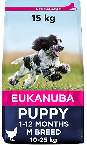 Eukanuba Cachorro Raza...