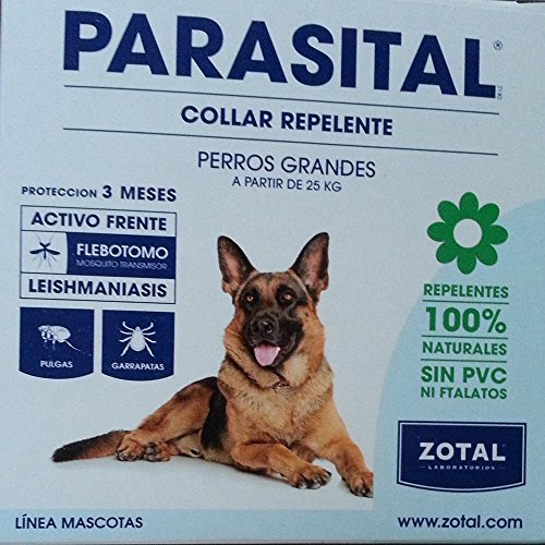 Collar anti-parásitos...