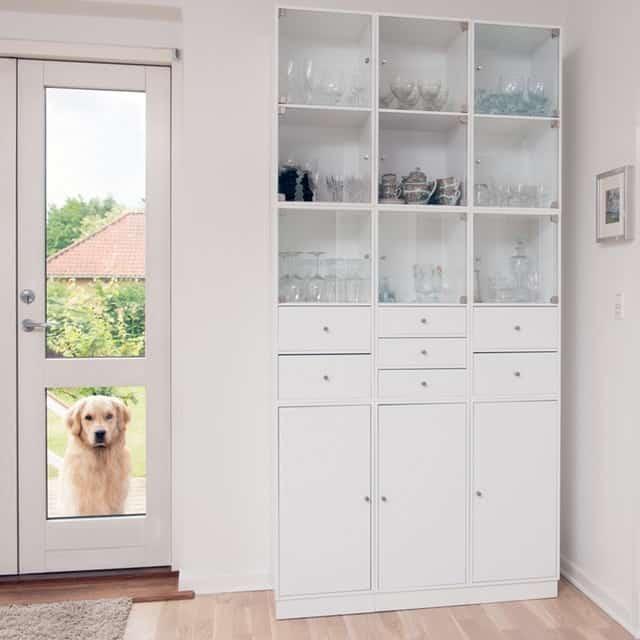 D nde comprar puertas para perros baratas s per gu a 2019 - Puerta vaiven para perros ...