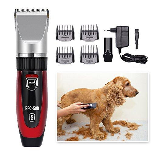 Manual para corte de pelo canino